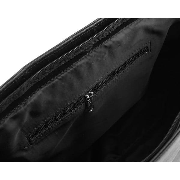 Pánská taška Solier S12, matná černá
