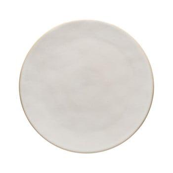Farfurie/platou din gresie ceramică Costa Nova Roda, ⌀ 28 cm, alb poza