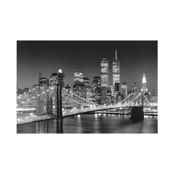 Jednodílná fototapeta Brooklyn Bridge, 175 x 115 cm