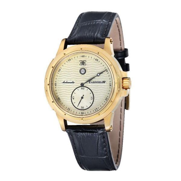Pánské hodinky Thomas Earnshaw Yellow Gold/Black