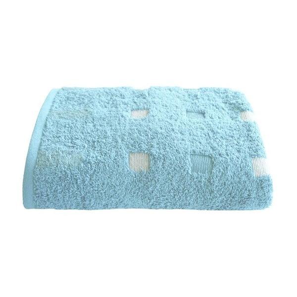 Ručník Quatro Light Blue, 50x100 cm