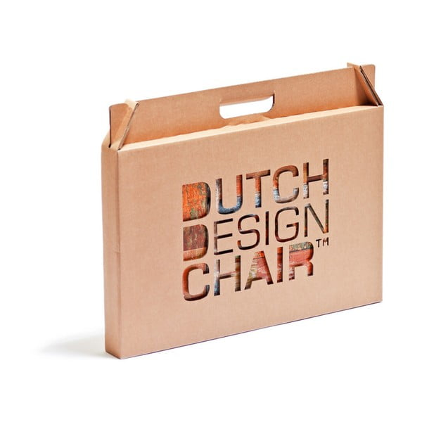 Stolička Dutch Design Chair Scrapwood