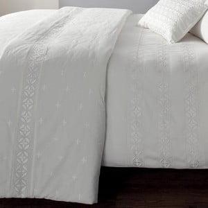Přehoz přes postel Windsor White, 240x260 cm