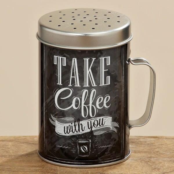 Dóza na kávu Coffee Typo