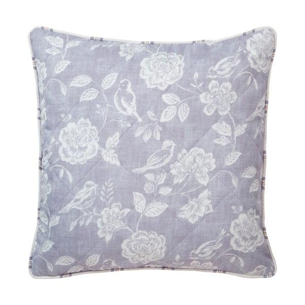 Plněný polštář Bird Garden Lavender, 43x43 cm