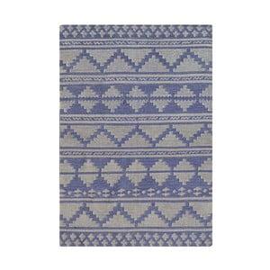 Ručně tkaný koberec Bakero Kilim D no.710, 140x200 cm