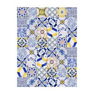 Covor din vinilin Floorart Porcelana, 100 x 133 cm