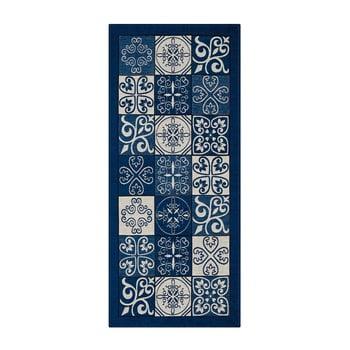 Traversă Floorita Maiolica, 55 x 115 cm, albastru imagine