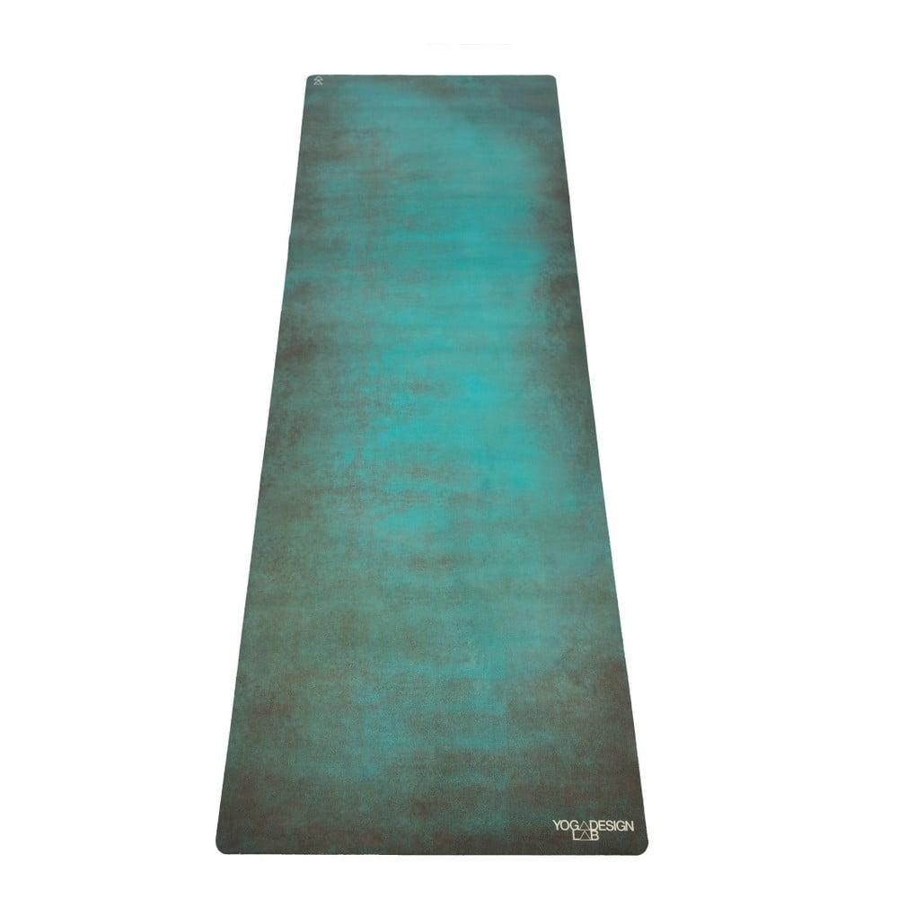 Podložka na jógu Yoga Design Lab Travel Aegean, 900 g