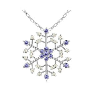 Přívěsek s krystaly Swarovski Elements Crystals Andree