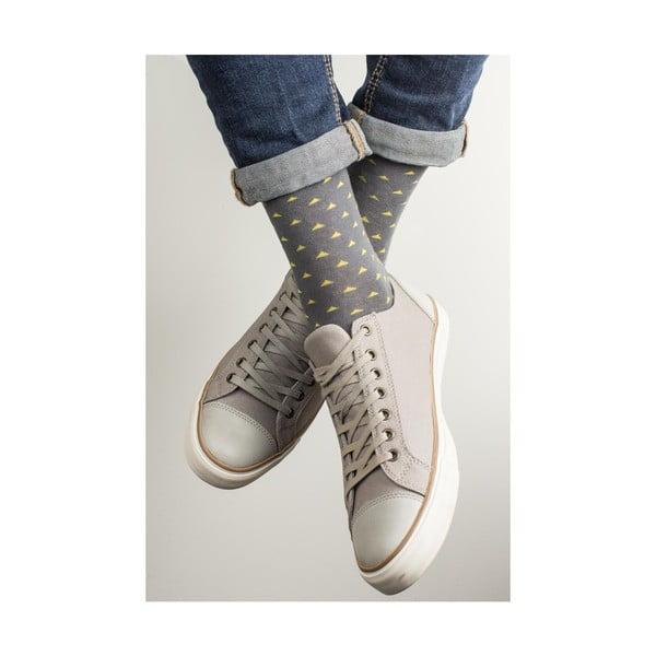 Sada 2 párů unisex ponožek Funky Steps Waltz,velikost39/45