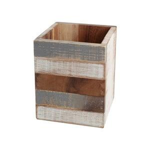 Suport din lemn pentru ustensile de bucătărie T&G Woodware Drift