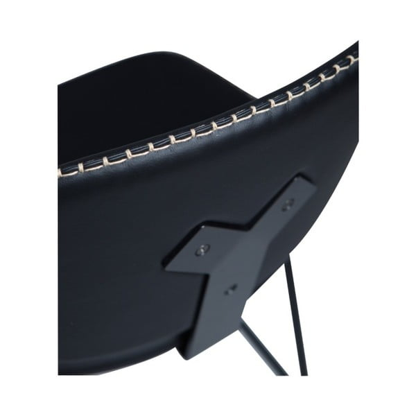 Černá barová židle DAN-FORM Denmark Prime