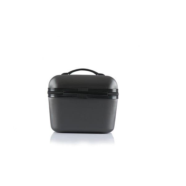 Cestovní taška Brand Developpement Vanity, šedá