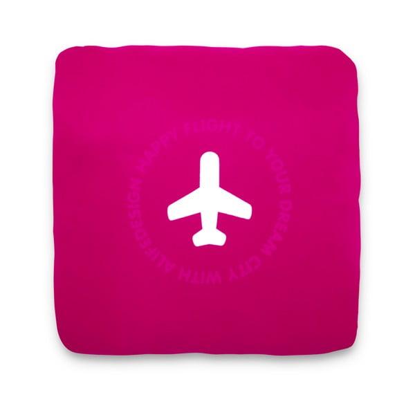 Cestovní skládací taška, Růžová