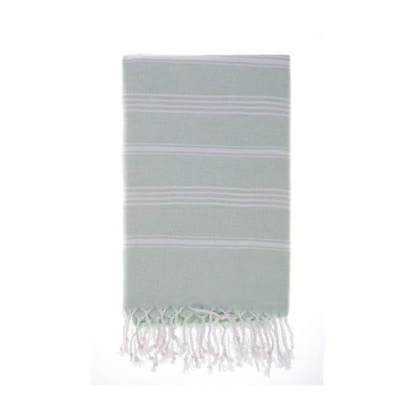Hamam osuška Cesme Green, 100x180 cm