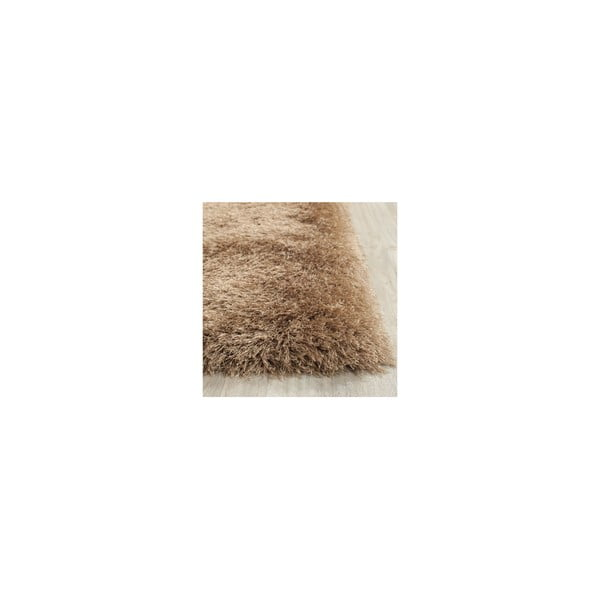 Koberec Safavieh Edison, 91x152 cm, hnědý