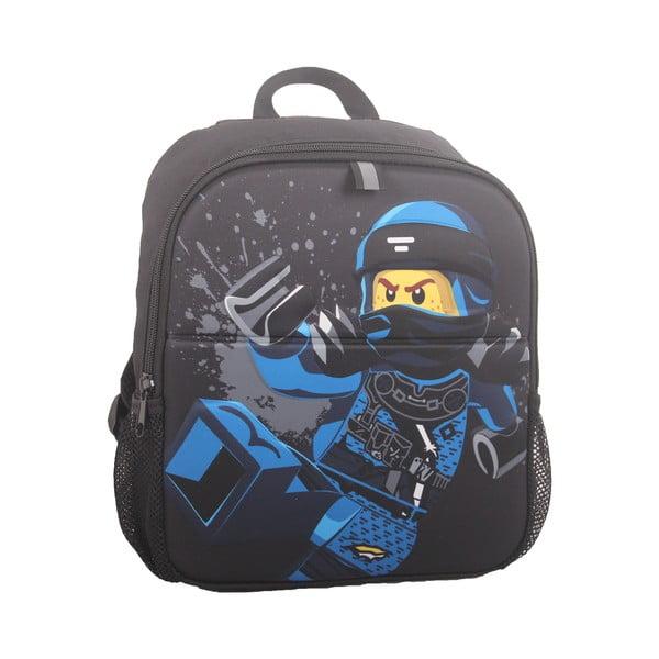 NINJAGO Jay fekete hátizsák, 32 x 26 x 7 cm - LEGO®