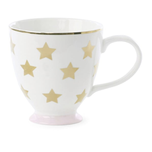 Keramický hrnek Étoile Gold Stars