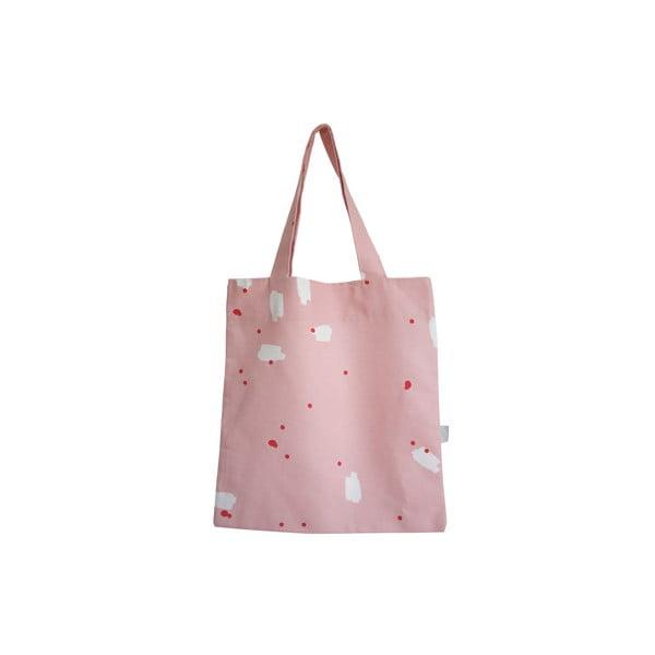 Taška Lommer, růžová
