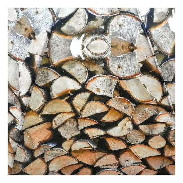 Deštník Winter Firewood