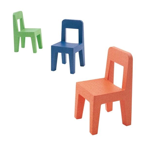 Scaun pentru copii Magis Seggiolina Pop, verde