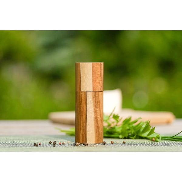 Ruční mlýnek Acacia, 14 cm