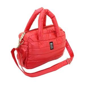 Červená taška na rameno Friedrich Lederwaren Susa, 33x11cm