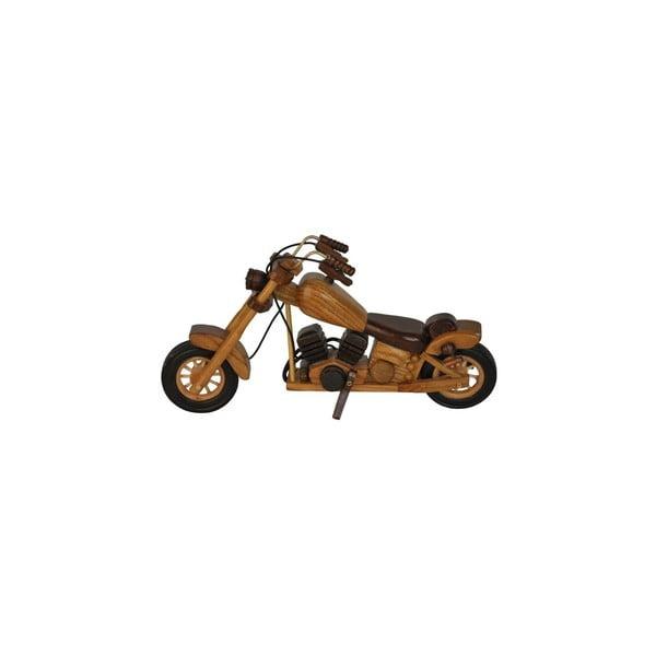 Dřevěná dekorativní replika Moto