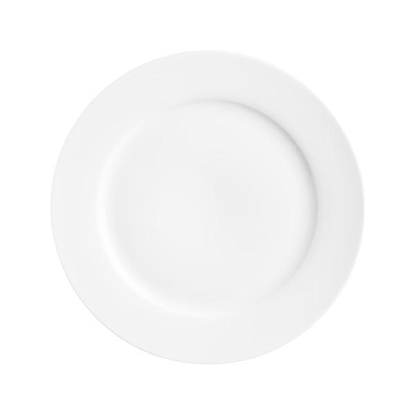 Farfurie Price & Kensington Simplicity, Ø 23 cm, alb