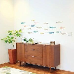 Samolepka Fanastick Fish Wall