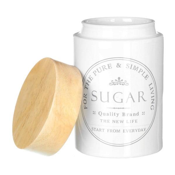 Recipient ceramică pentru zahăr Unimasa Pure Living