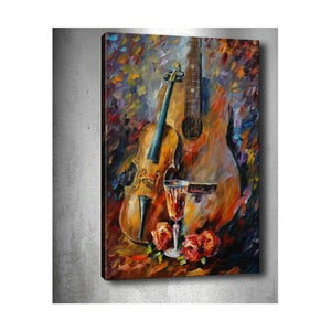 Tablou Tablo Center Music, 50 x 70 cm