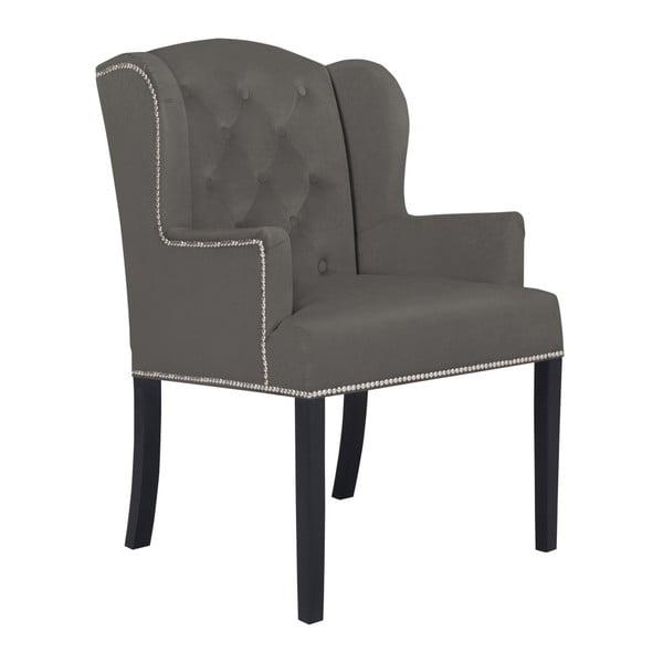 Apollo szürke fotel - Mazzini Sofas