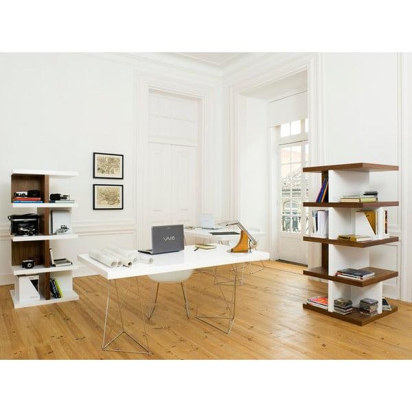 Bílý stůl TemaHome Multi, délka 180cm