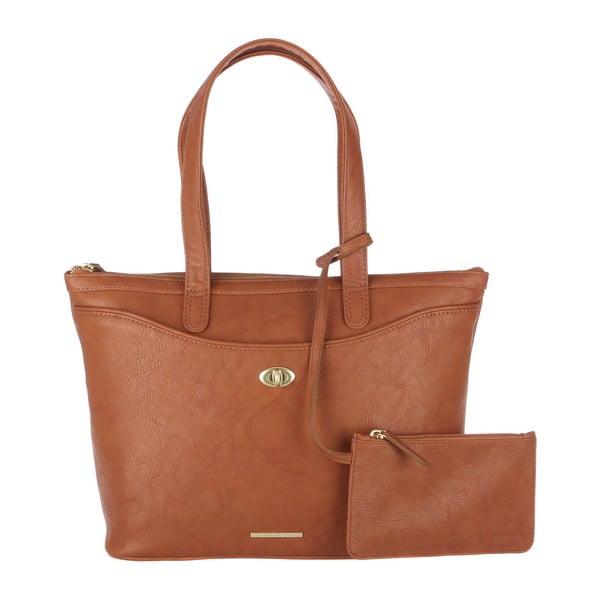 Dámská kabelka s taštičkou Leona Tan