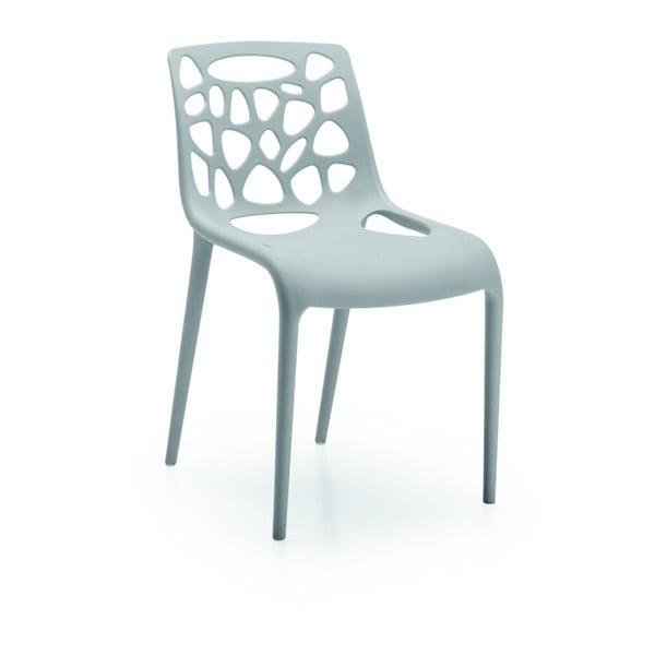 Židle Guna, šedá
