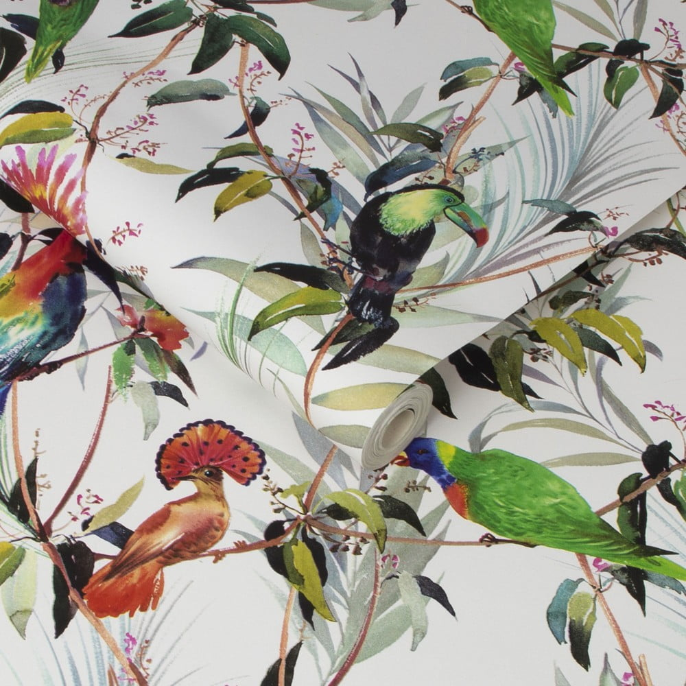 Nástěnná tapeta Graham & Brown Amazon Tropical, 0,52x10m
