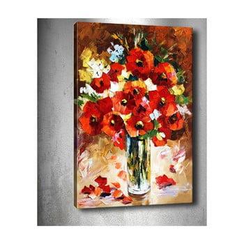 Tablou Tablo Center Poppy, 40 x 60 cm