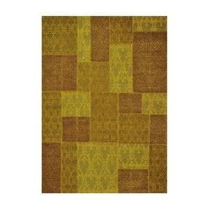 Koberec Patchwork 5 Yellow, 140x200 cm
