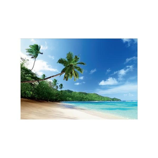 Velkoformátová tapeta Na pláž, 366x254cm