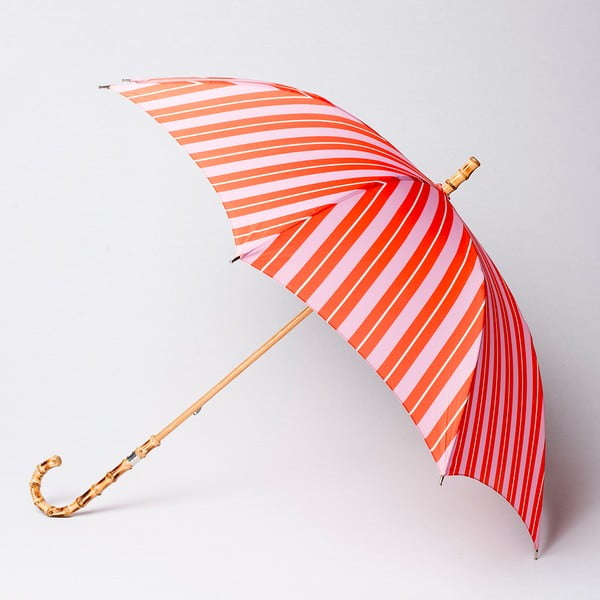 Deštník Alvarez Stripe Orange Pink