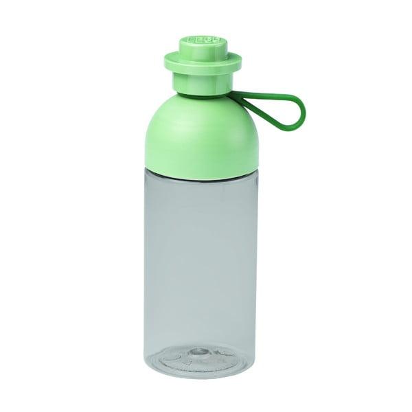 Svetlozelená cestovná fľaša LEGO®, 500 ml