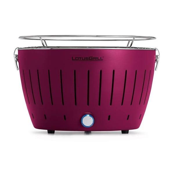 Bezkouřový gril LotusGrill Plum Purple