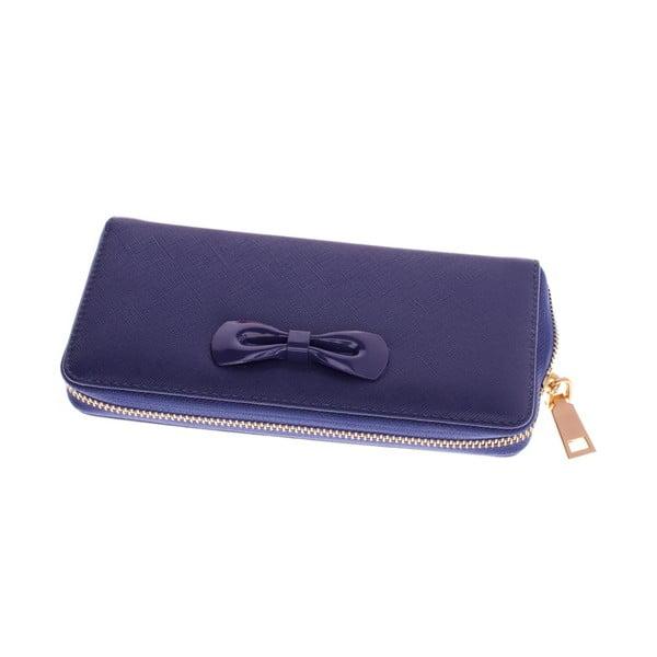 Dámská velká peněženka Ladiest, modrá