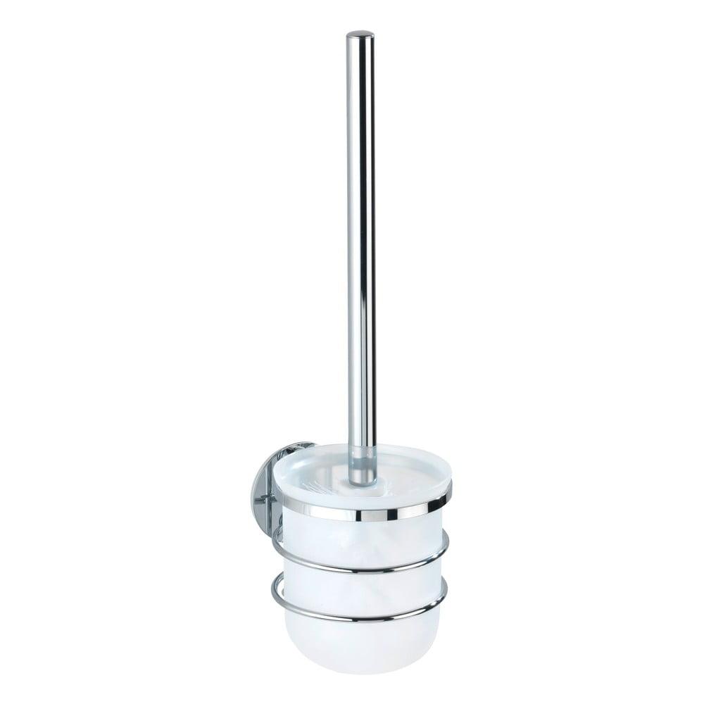 Samodržící stojan s toaletním kartáček Wenko Turbo-Loc, až 40 kg