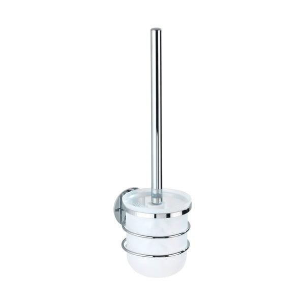 Samodržící stojan s toaletním kartáček Wenko Turbo-Loc, nosnost až 40 kg