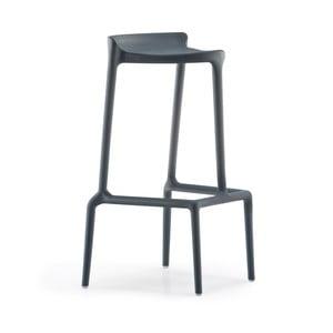 Barová židle Happy 490, antracit