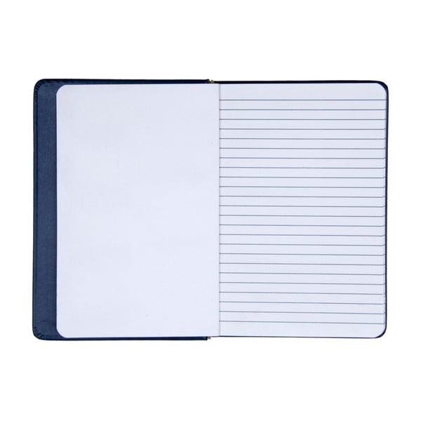 Modrý zápisník Tri-Coastal Design