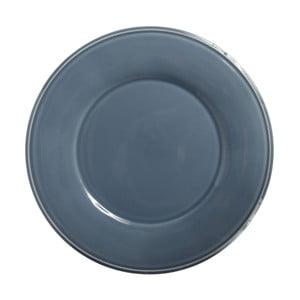 Sada 4 ks velkých talířů Constance Blue